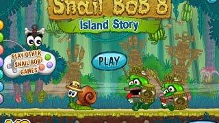 Snail Bob 8 Walkthrough All Levels (Улитка Боб 8) - прохождение игры
