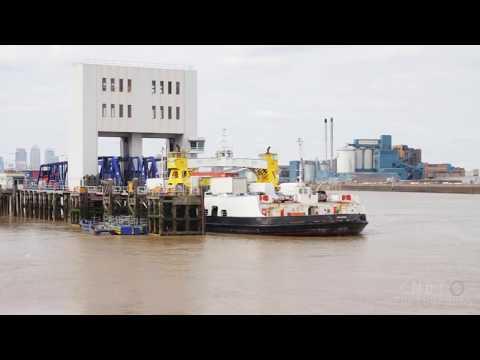 Woolwich Ferry/Riverside 2017 #RoyalArsenalRiverside London. Filmed by Cashino NDT #Londoner