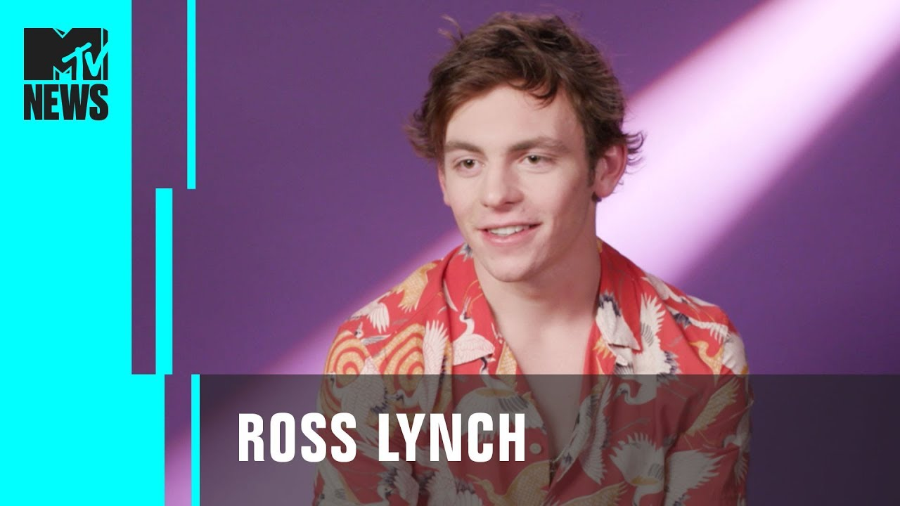 Ross Lynch On The Chilling Adventures Of Sabrina Getting Into Character Mtv News Youtube