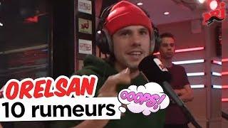 Orelsan : la vérité sur 10 rumeurs ! - Guillaume Radio sur NRJ