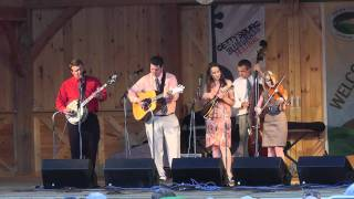 Darin and Brooke Aldridge Band - Local Flowers