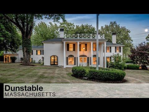 Video of 519 Main Street | Dunstable, Massachusetts real estate &  homes by Maureen Harmonay