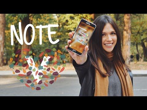 Samsung Galaxy Note 5: обзор смартфона (4K)
