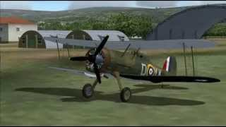 Gloster Gladiator MkII
