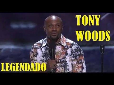 Tony Woods - Viagem Na Jamaica (Legendado)
