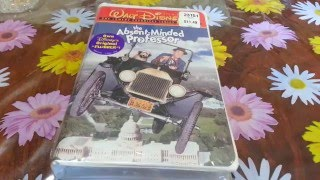 Fred MacMurray The Absent-Minded Professor VHS New And Factory Sealed (1997 Release Edition)