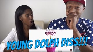 "Blac Youngsta ""Birthday"" (Young Dolph Diss) (WSHH Exclusive - Official Audio) - REACTION"
