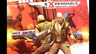 Classic Game Room - MILLENNIUM SOLDIER: EXPENDABLE review for Sega Dreamcast