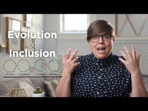 The Evolution Of Inclusion: The Past And Future Of Education
