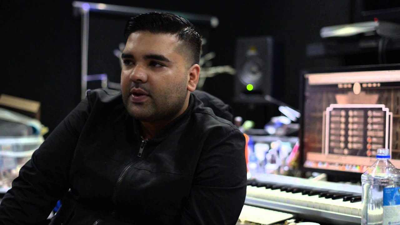 Naughty Boy - YouTube Music Awards Guest Curator