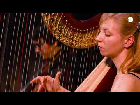 Bernard Andrés: Chants d'arrière-saison for cello and harp