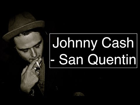 Johnny Cash - San Quentin [Guitar Tuto/Lesson/Cover With CHORDS]
