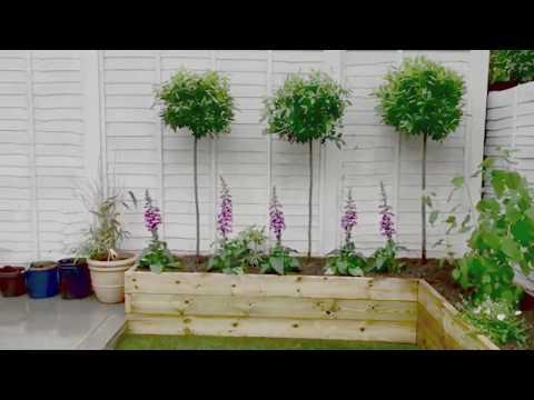 Garden Changes, Painting Fences (Time-Lapse) - Little Acorns Landscapes Mp3