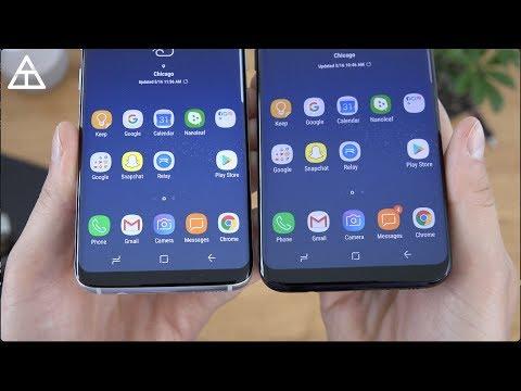 Samsung Galaxy S8 vs S8+: Worth $100 More?