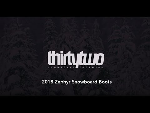 f9b47415c 2018 32 - Thirty Two Zephyr Snowboard Boots - Womens - Review - TheHouse.com