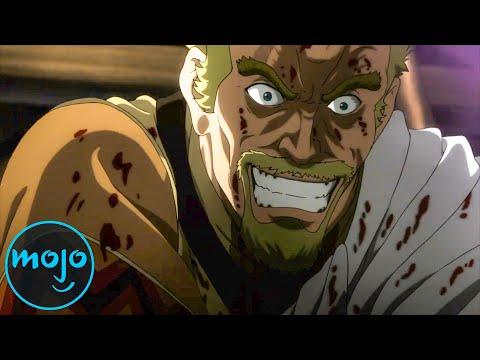 Top 10 Anime Killstreaks