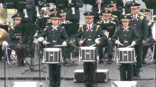 "[march] Sousa ""The Thunderer"" スーザ『雷神』 - Japanese Army Band"