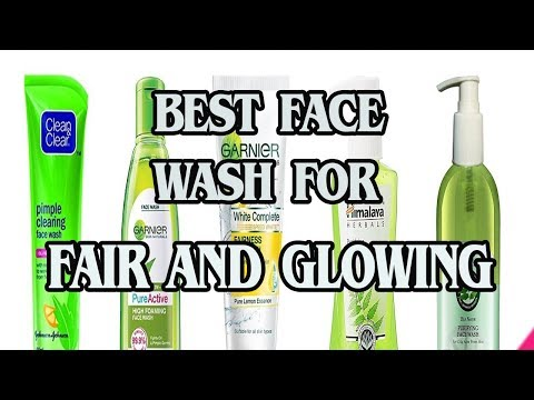 Best Face Wash For Fair And Glowing Skin || Beauty Tips In Tamil
