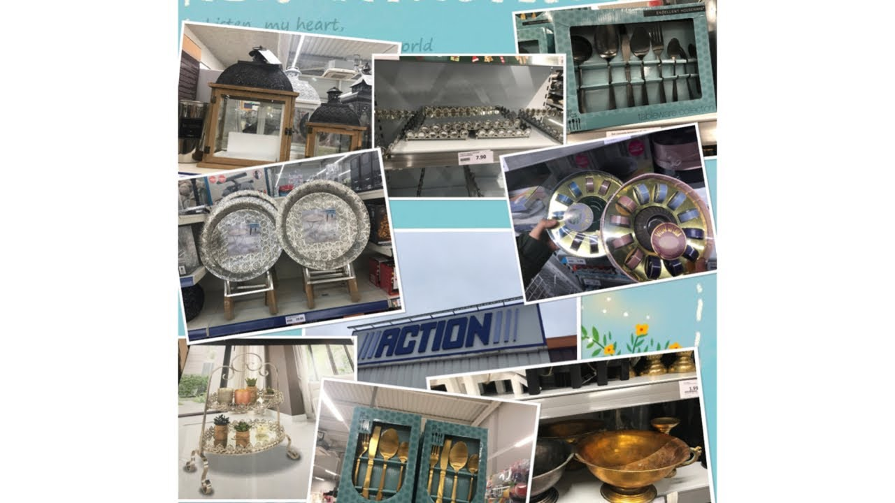 Nouveau magasin ACTION à Longpont sur orge - YouTube