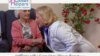 Senior Helpers In Home Health Santa Barbara CA TV Spot.wmv
