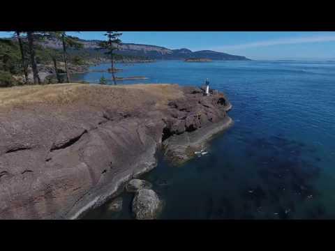 Pender Island Drone Footage