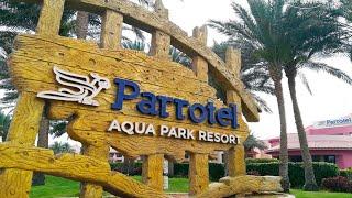 Отели Египта Parrotel Aqua Park Resort 4 Шарм Эль Шейх
