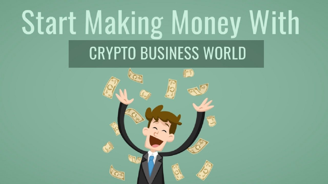 New HYIP Crypto Business World -Start making money with CBW