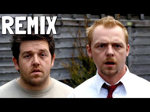Fried Gold (Shaun of the Dead Remix)