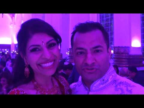 Asian Weddings at 8 Northumberland Avenue in London/ The Complete Toastmasters