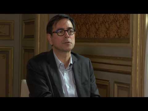Entrevista a Gustavo Guerrero (Éditions Gallimard)