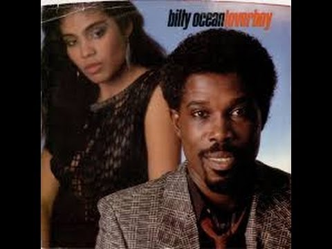 Billy Ocean Nights Feel Like Gettin Down