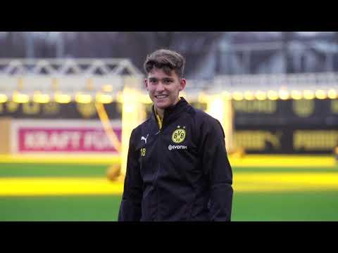 Das sagt Leonardo Balerdi über seinen Wechsel zum BVB