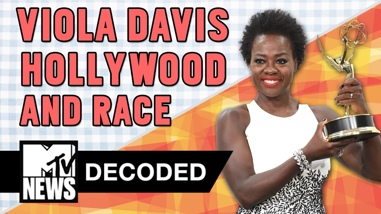 Why is Viola Davis's Emmy Win About Race? | Decoded | MTV News
