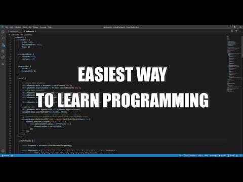 Every programming tutorial look like thumbnail