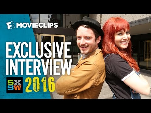 Elijah and Alicia's Awesome Austin Adventure - Exclusive SXSW Interview (2016) HD