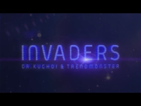 Invaders - Dr. Kucho & TrendMonster - Vocal Mix feat. Maxine Hardcastle