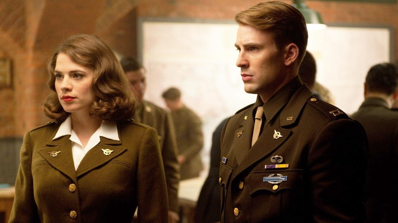 'Captain America 2' Eyeing New Leading Lady - YouTube