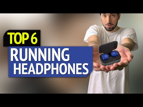 BEST RUNNING HEADPHONES! (2020)