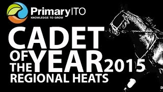 2015 Cadet of the Year - Regional Heats