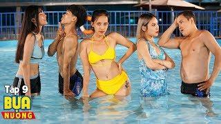Lớp Học Bơi Nóng Bỏng | Bựa Nương Tập 9 | Phim Hài Hay 2019