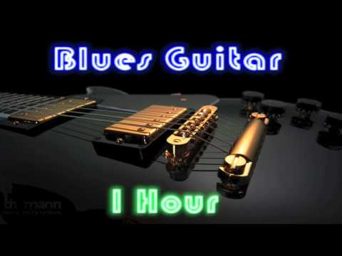 Blues & Blues Guitar: Mustang Cruising Album (1 Hour of Guitar Blues Music Video)