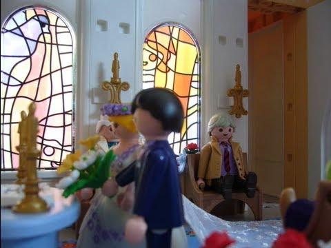 Mariage Playmobil - Film en stop-motion thumbnail
