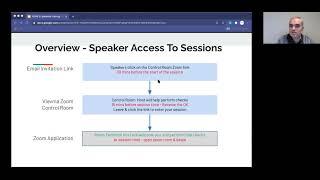 FOFM21 speaker training