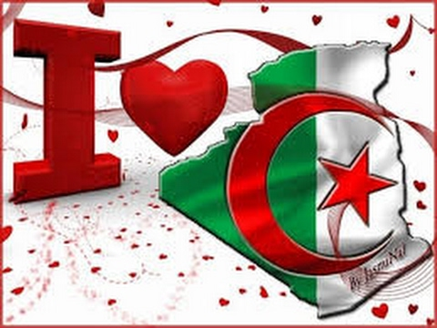 America First  Algeria Second
