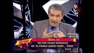 El Pueblo quiere saber - Victor Hugo Morales - Como ve la oposición al futuro gobierno -DDD