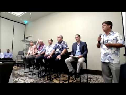 Future Models for Utility Ownership and Regulation in Hawaii Panel