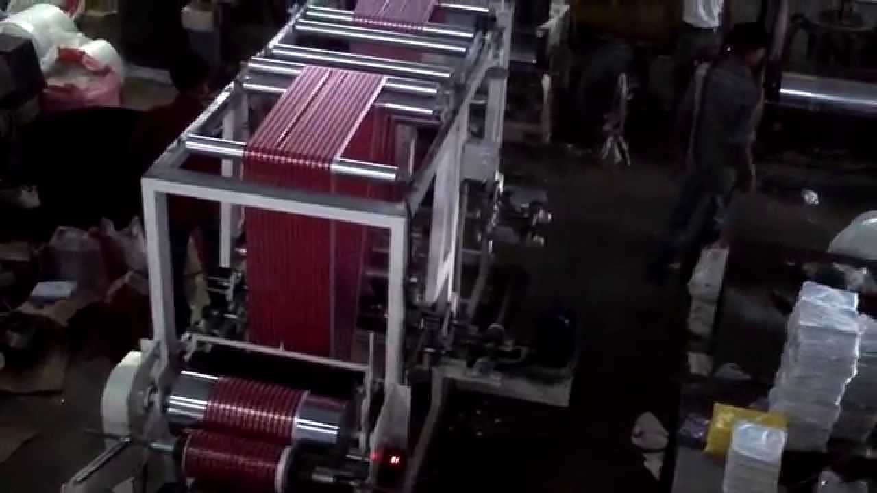 Online Two Color Rotogravure Printing Machine