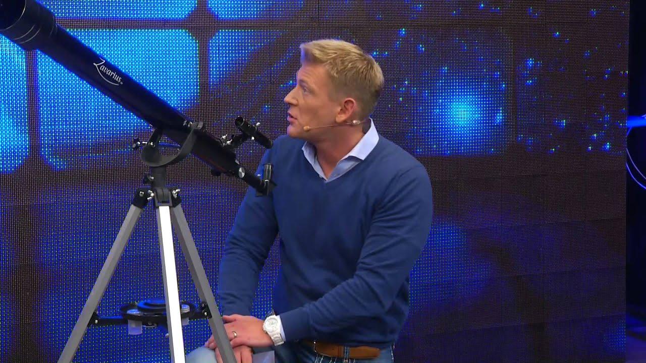 Zavarius großes refraktor teleskop mit dreibein stativ