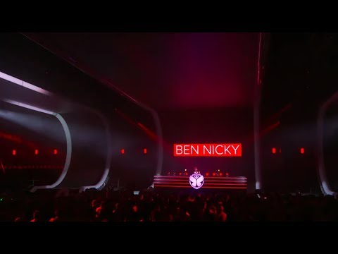 Ben Nicky | Tomorrowland Belgium 2018
