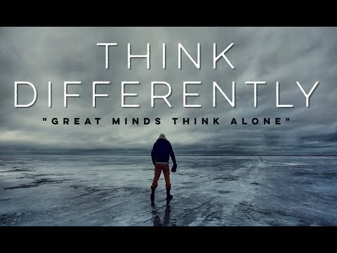 Think Differently - Motivational Video